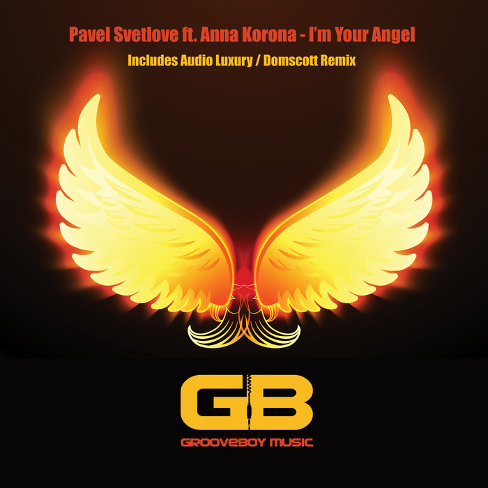 SVETLOVE, Pavel/ANNA KORONA - I'm Your Angel