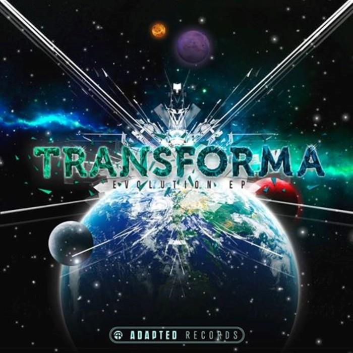 TRANSFORMA - Evolution EP