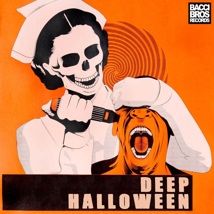 VARIOUS - Deep Halloween