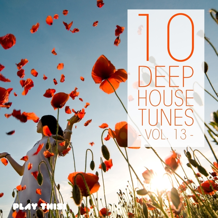 VARIOUS - 10 Deep House Tunes Vol 13