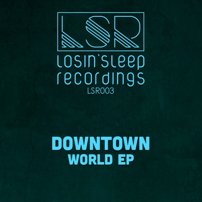 DOWNTOWN - World EP