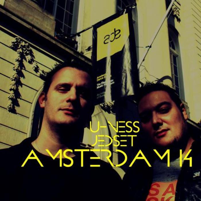 VARIOUS - U Ness & Jedset Presents Amsterdam 14