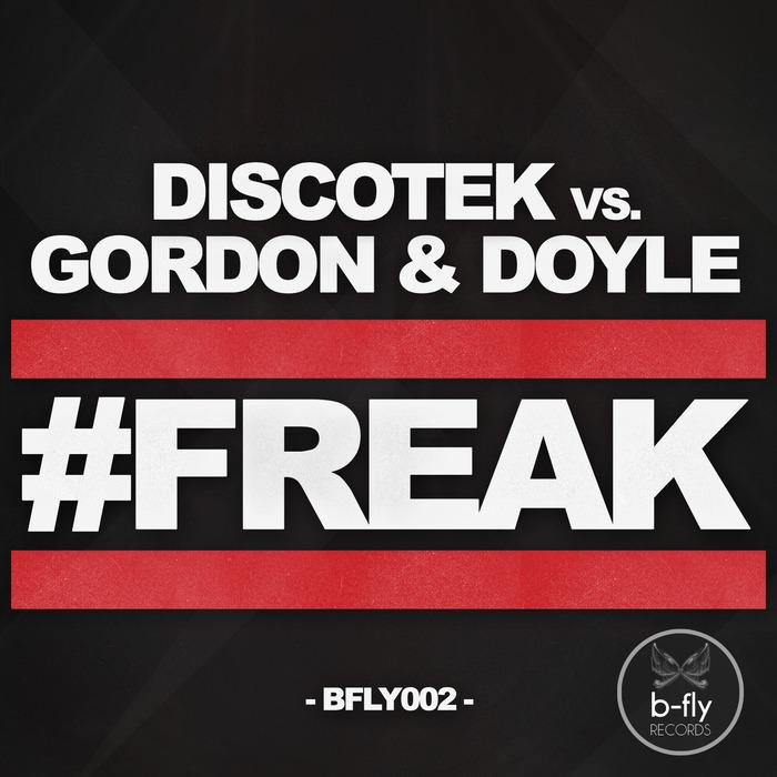 DISCOTEK/GORDON/DOYLE - Freak