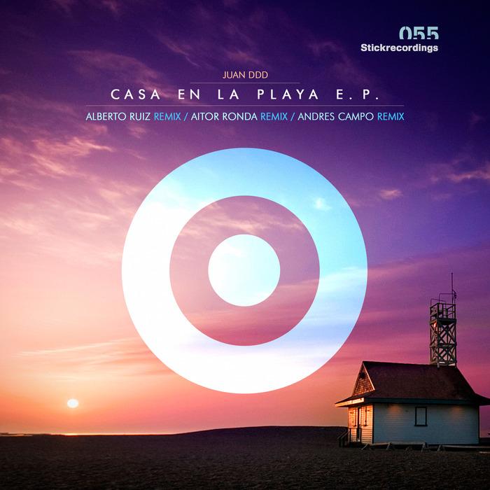 JUAN DDD - Casa En La Playa EP