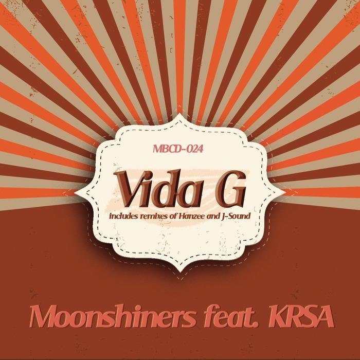 VIDA G feat KRSA - Moonshiners (remixes)