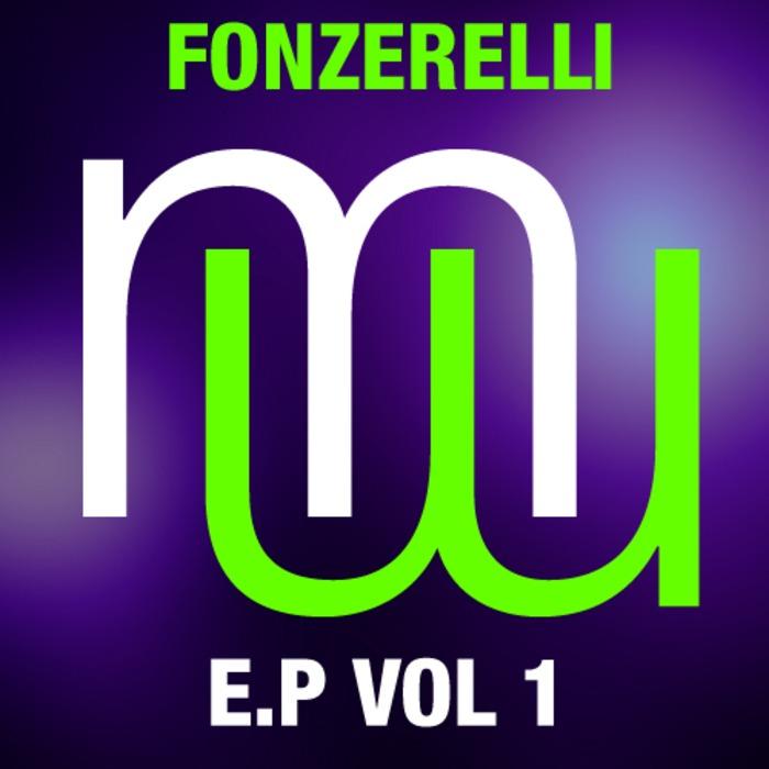 FONZERELLI - Fonzerelli EP Vol 1