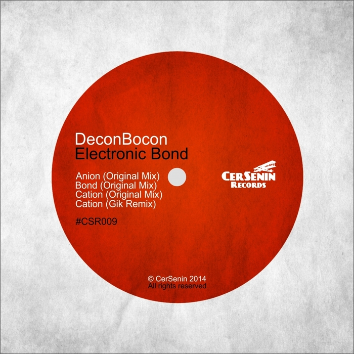 DECONBOCON - Electronic Bond