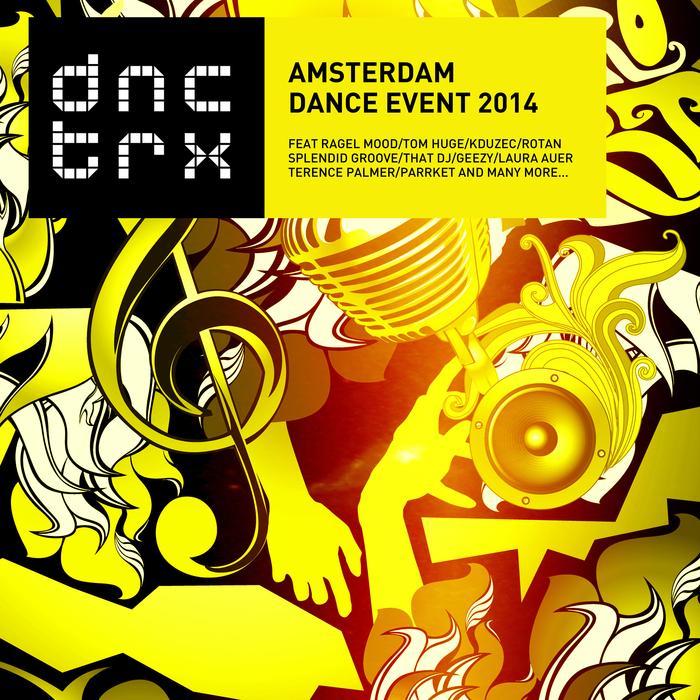 VARIOUS - Amsterdam Dance Event 2014