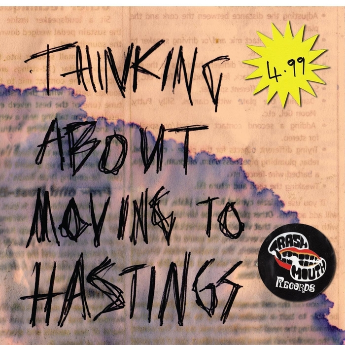 VARIOUS - Thinking About Moving To Hastings