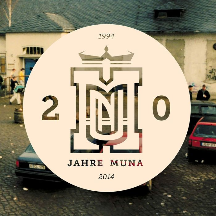 VARIOUS - 20 Jahre Muna