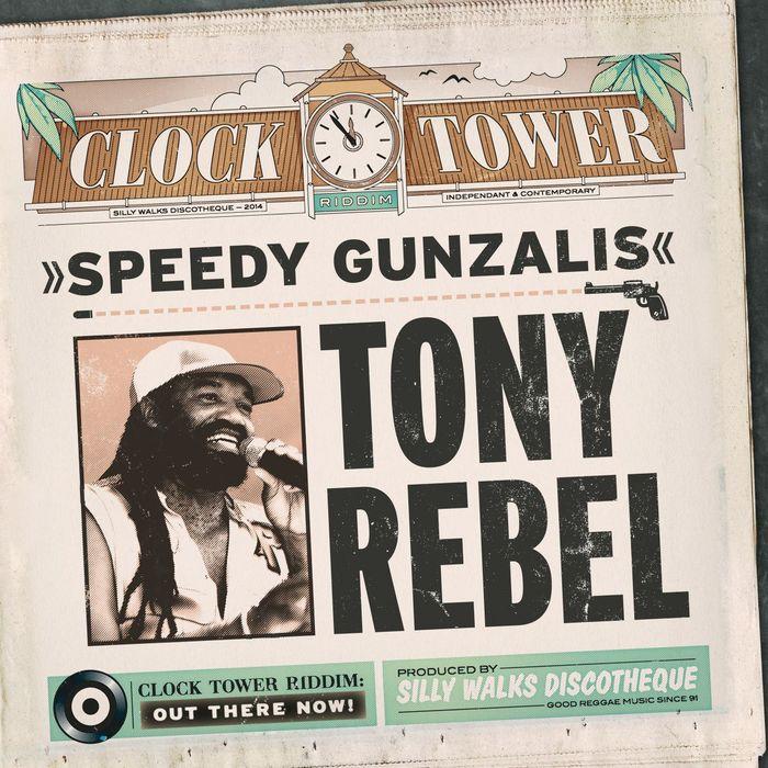 REBEL, Tony - Speedy Gunzalis