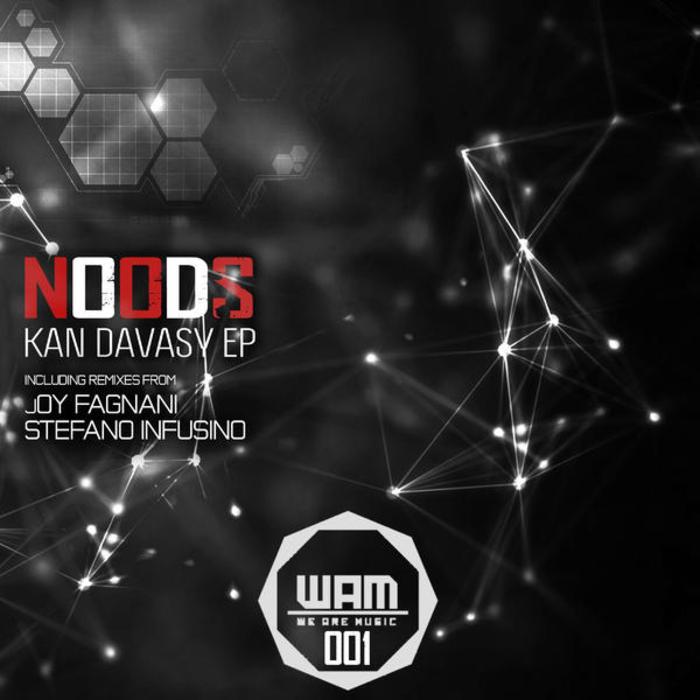 NOODS - Kan Davasy EP (remixes)