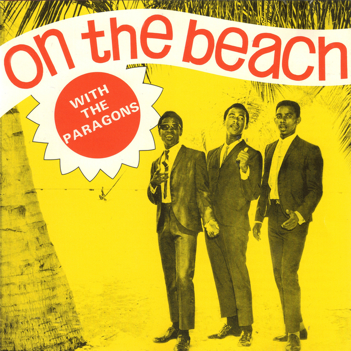 PARAGONS, The - On The Beach With The Paragons