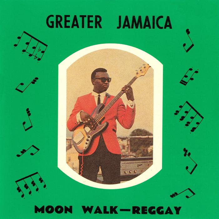 VARIOUS - Moon Walk Reggay