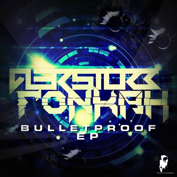 FONKAH/ALERSTORM - Bulletproof EP