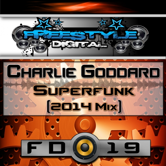 GODDARD, Charlie - Superfunk