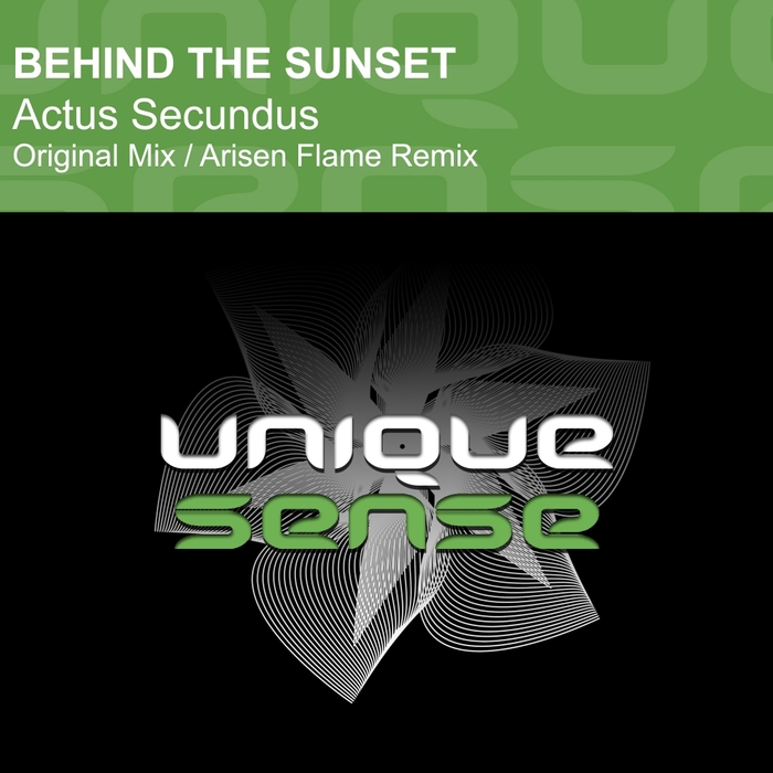 BEHIND THE SUNSET - Actus Secundus