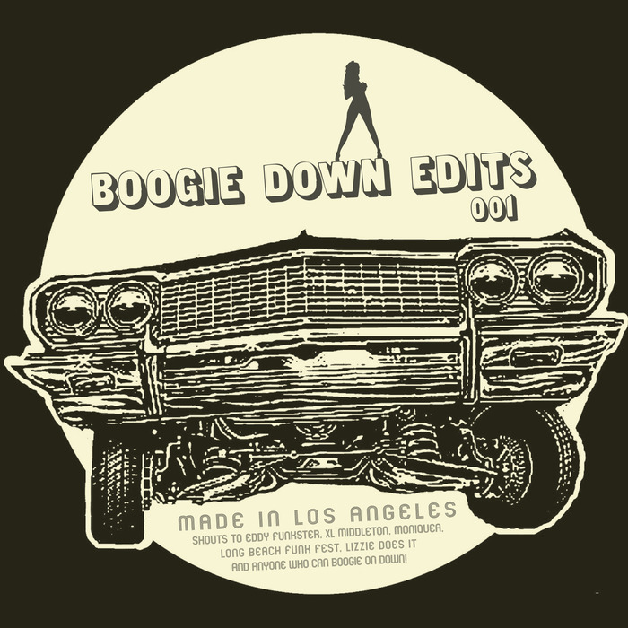 BOOGIE DOWN EDITS - Boogie Down Edits 001
