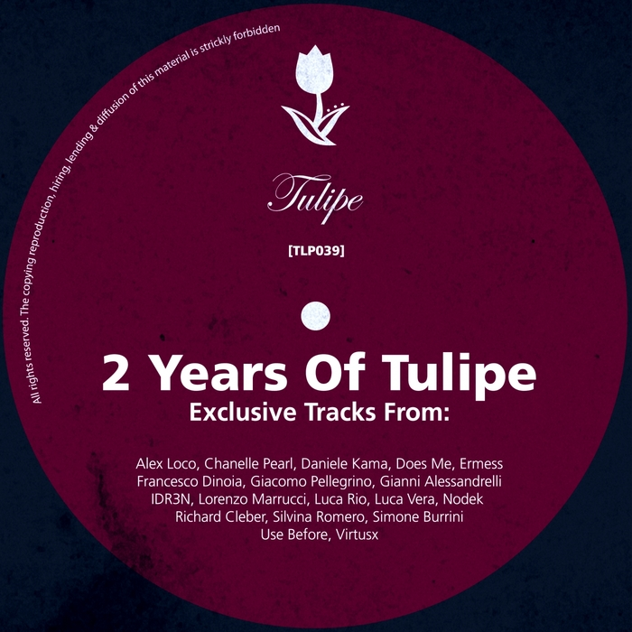 VARIOUS - Two Years Of Tulipe