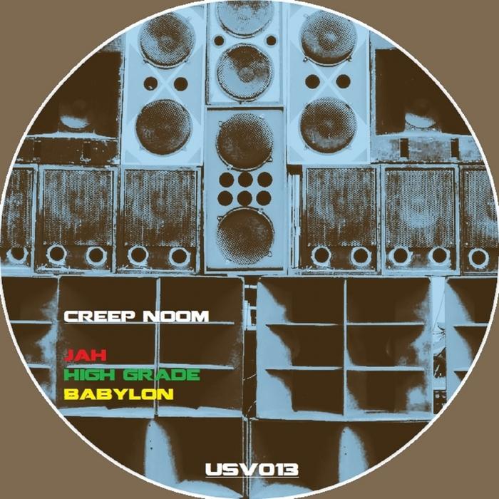 CREEP N00M - High Grade EP