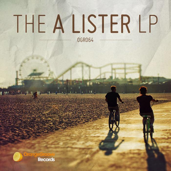 A LISTER - The A Lister LP