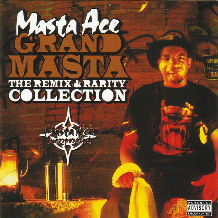 MASTA ACE INCORPORATED - Grand Masta (Explicit The Remix & Rarity Collection)