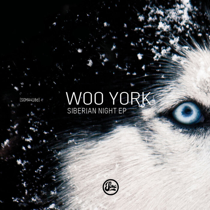 WOO YORK - Siberian Night (Inc Edit Select Remix)