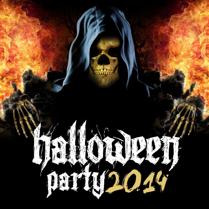 VARIOUS - Halloween Party 2014