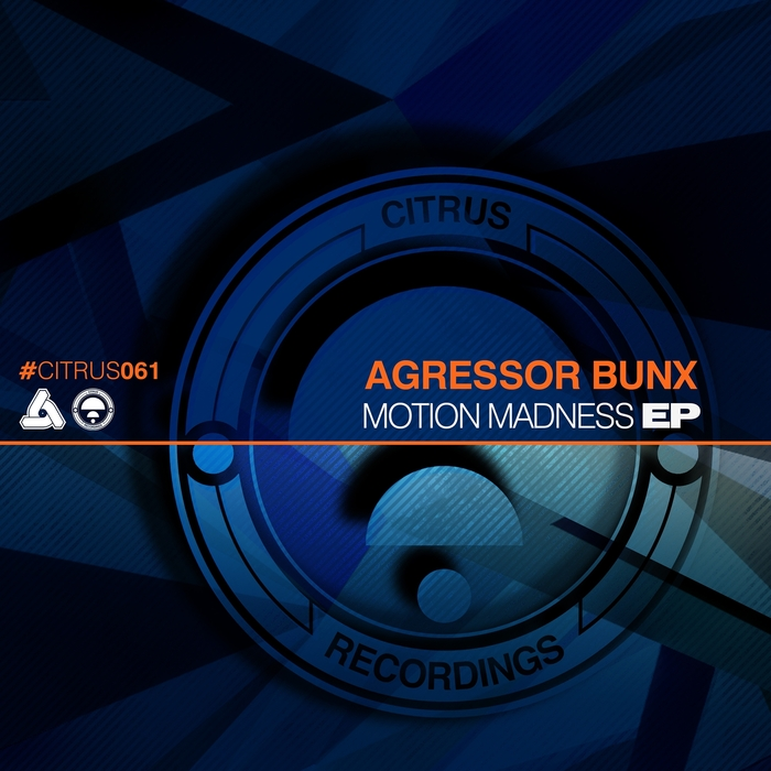 AGRESSOR BUX - Motion Madness EP