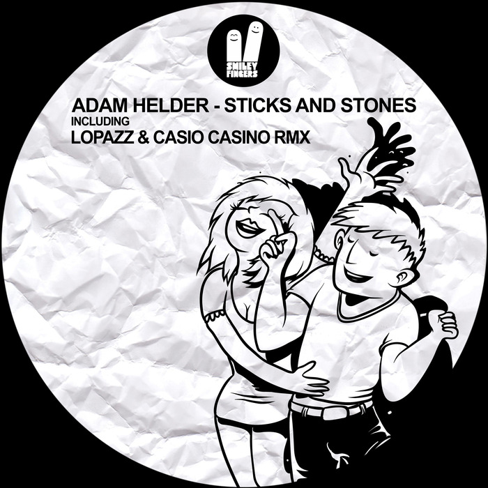 HELDER, Adam - Sticks And Stones