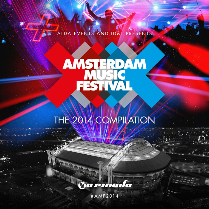 VARIOUS - Amsterdam Music Festival The 2014 Compilation