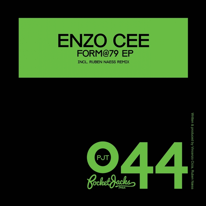 CEE, Enzo - Form@79 EP