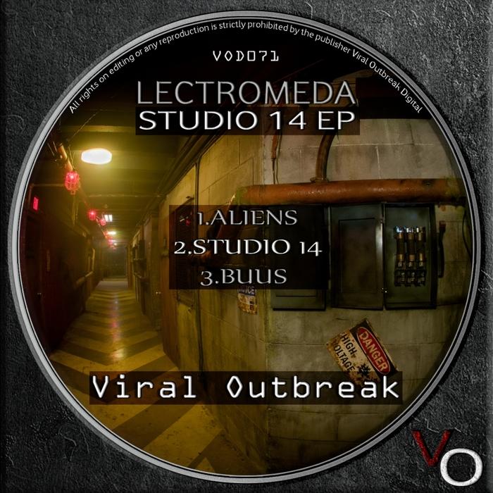 LECTROMEDA - Studio 14 EP