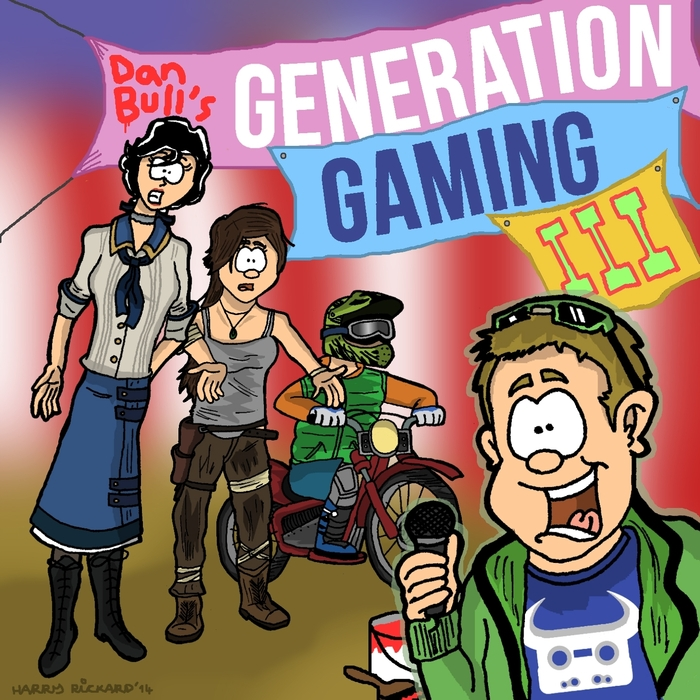 BULL, Dan - Generation Gaming III