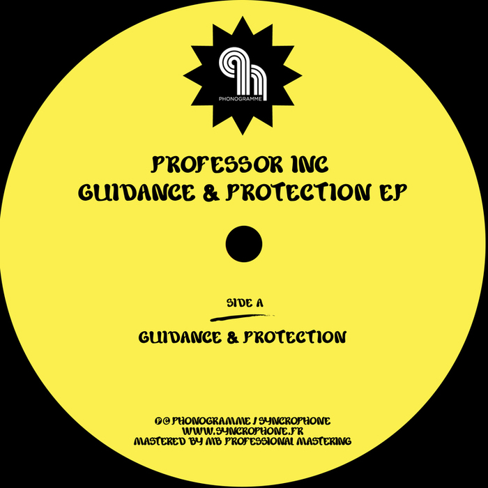 PROFESSOR INC - Guidance & Protection EP