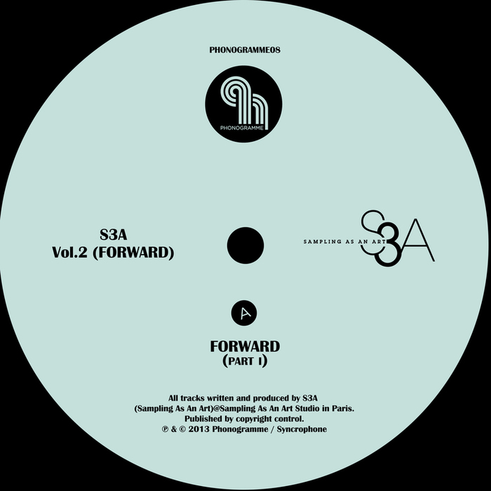 S3A - Vol 2 Forward EP