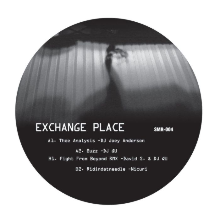 JOEY ANDERSON/DJ QU/DAVID S/NICURI - Exchange Place