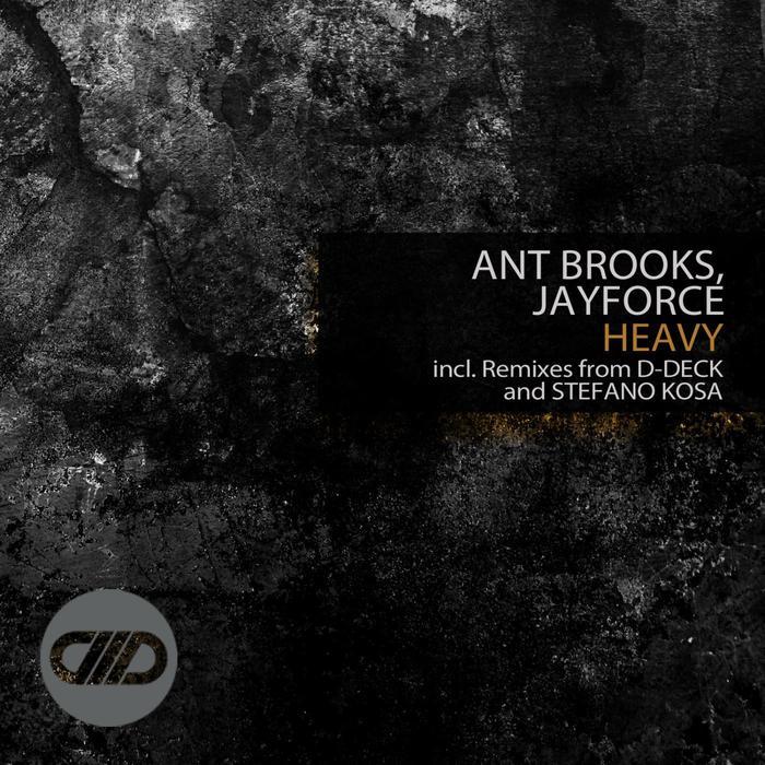 ANT BROOKS/JAYFORCE - Heavy