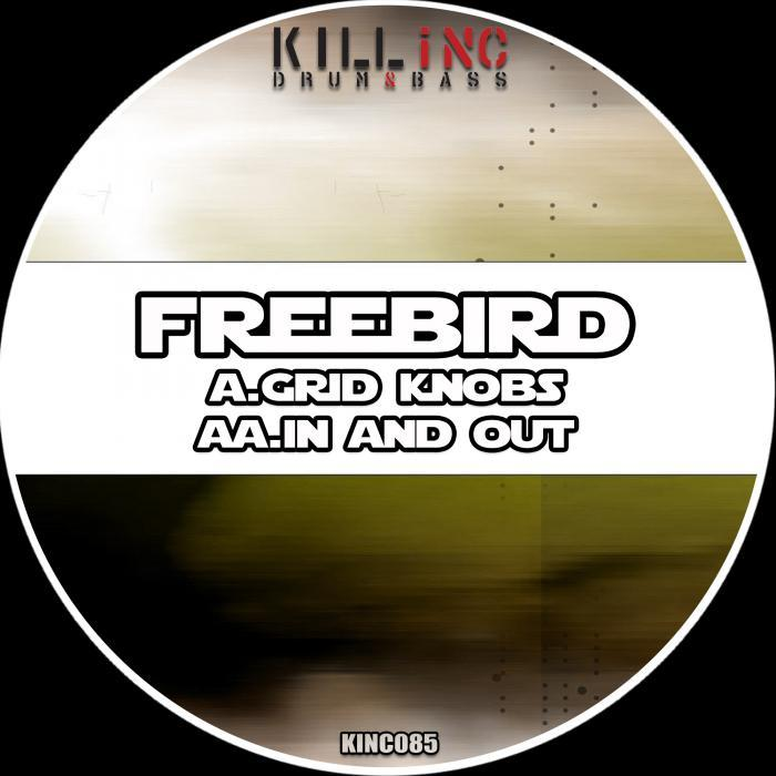 FREEBIRD - Grid Knobs