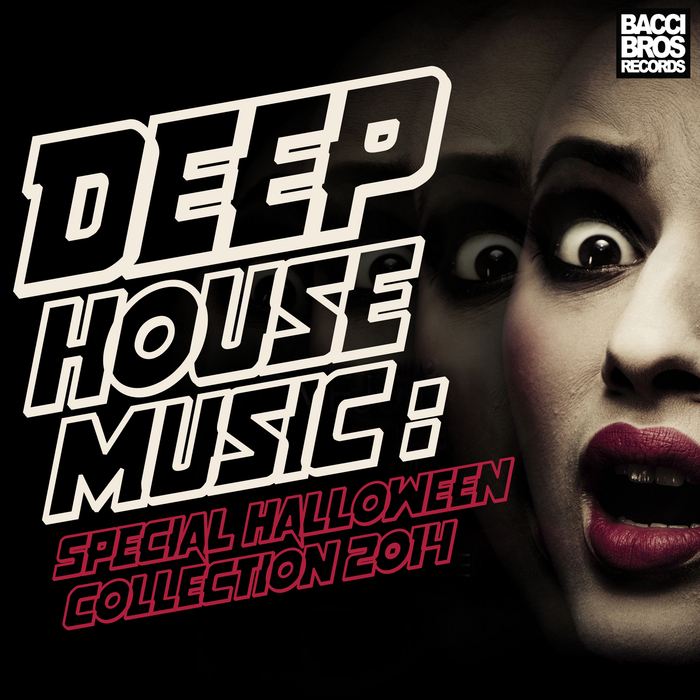 Various deep house music special halloween collection for Juno deep house