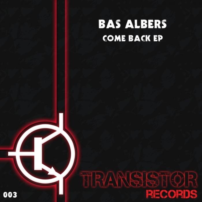 ALBERS, Bas - Come Back EP