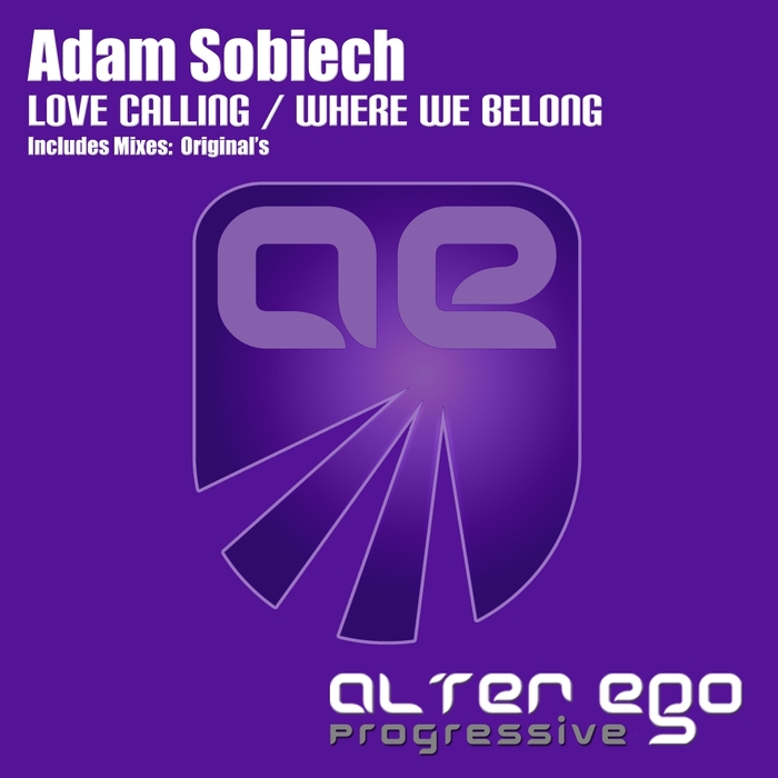 SOBIECH, Adam - Love Calling/Where We Belong