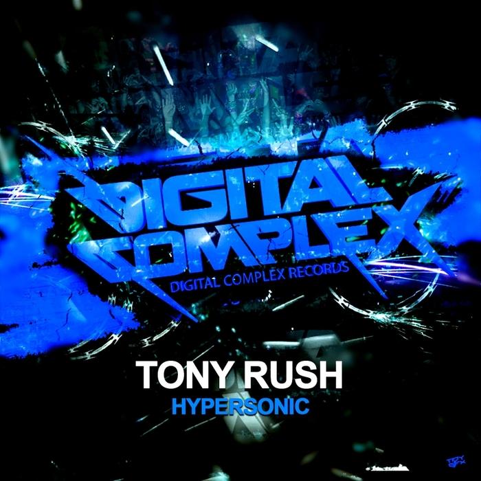 RUSH, Tony - Hypersonic