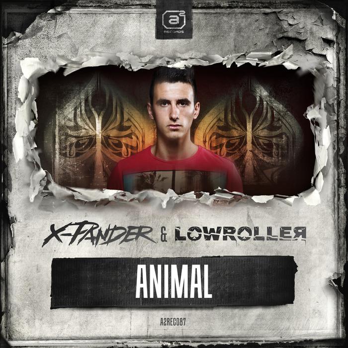 X PANDER/LOWROLLER - Animal