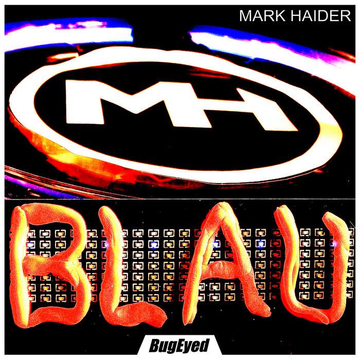 HAIDER, Mark - Blau