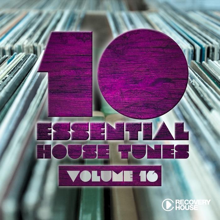 VARIOUS - 10 Essential House Tunes Vol 16
