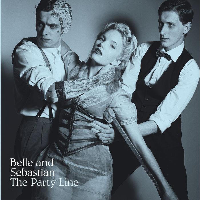 BELLE & SEBASTIAN - The Party Line