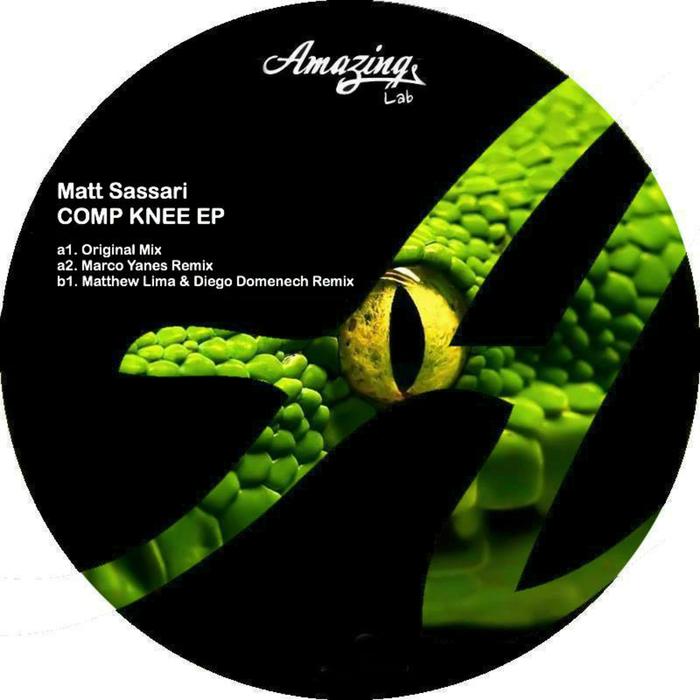 SASSARI, Matt - Comp Knee EP