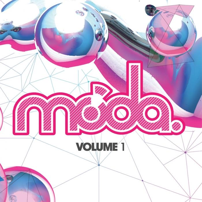 VARIOUS - Moda Vol 1 (unmixed version)