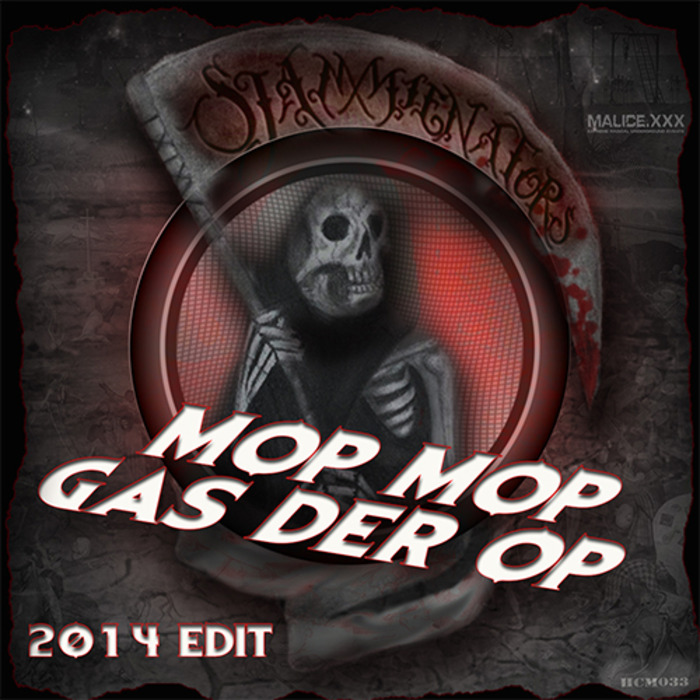 SJAMMIENATORS - Mop Mop Gas Der Op: 2014 Edit